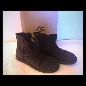 Uggs unlined boots